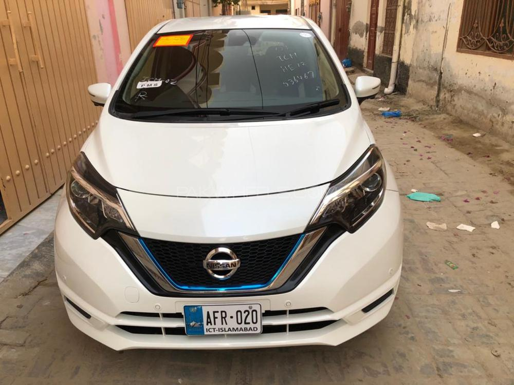 Nissan Note X FOUR 2017 Image-1