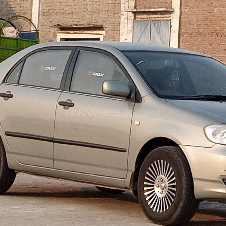 Toyota Corolla 2008 Image-1