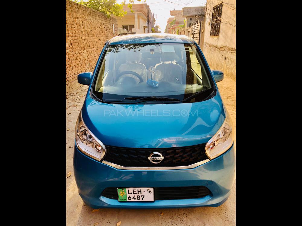 Nissan Dayz J 2014 Image-1