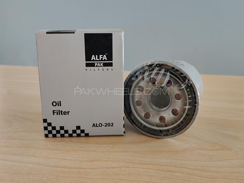 Honda Civic 2004-2006 Alfa Oil Filter Image-1