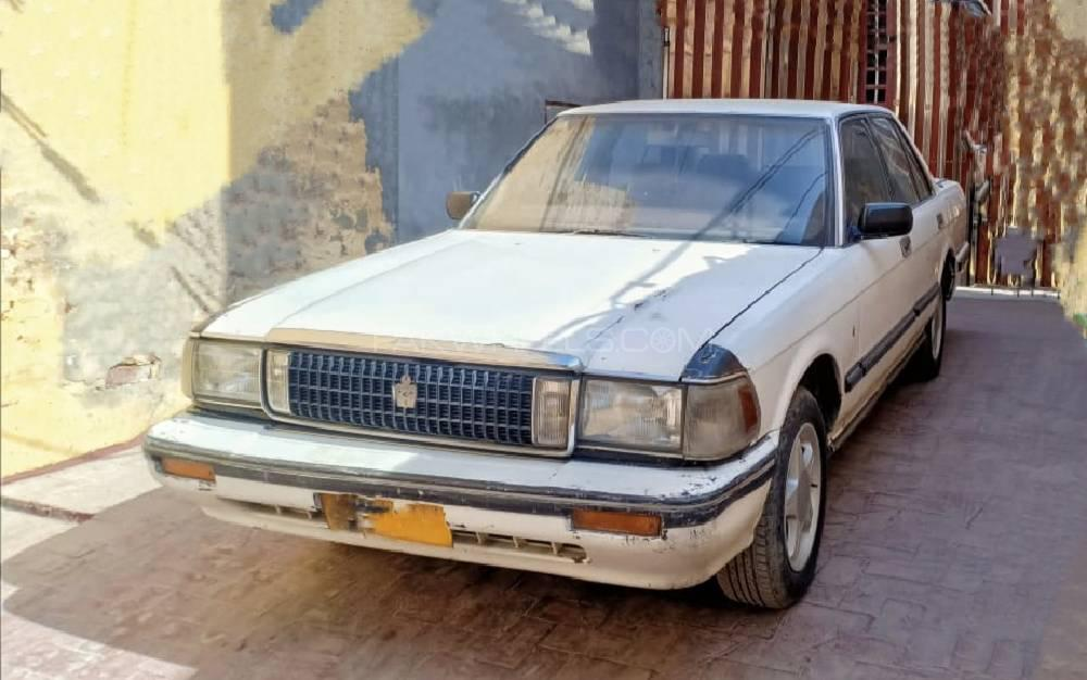 Toyota Crown 1984 Image-1