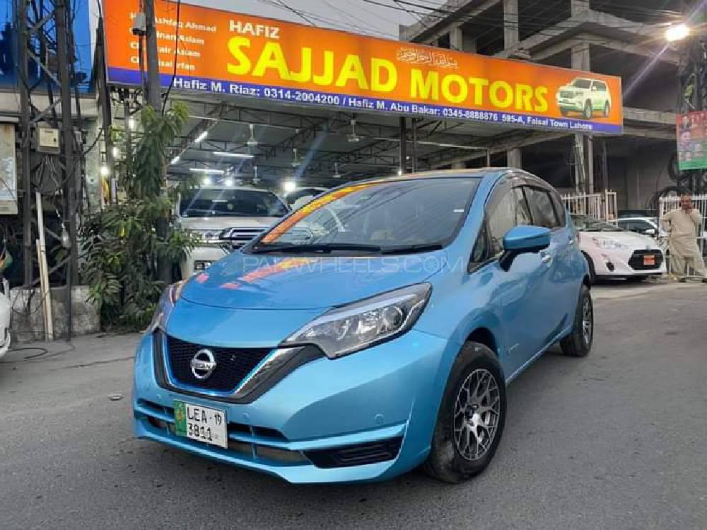 Nissan Note E 2016 Image-1