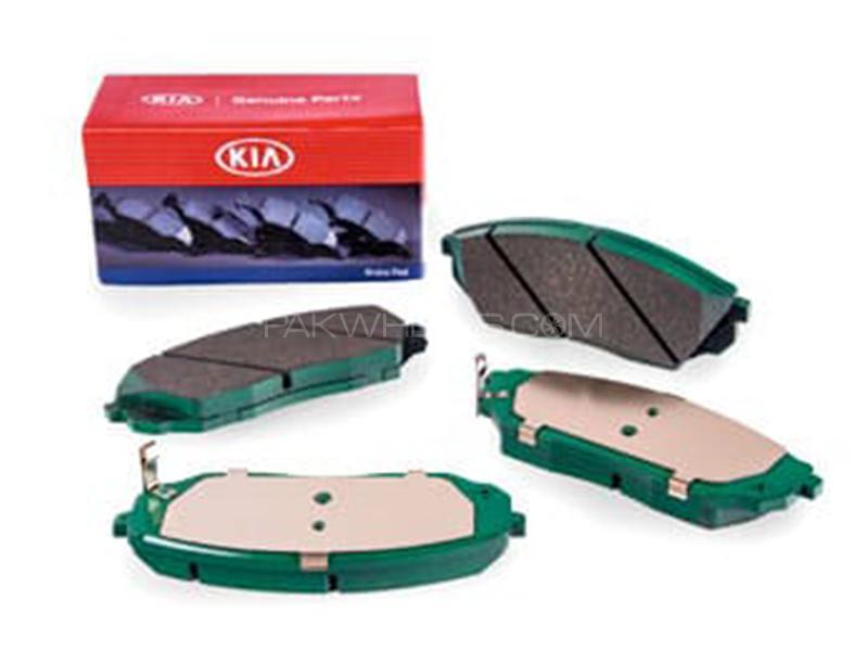 KIA Carnival 2019-2020 Genuine Front Brake Pad 58101-A9A30 Image-1