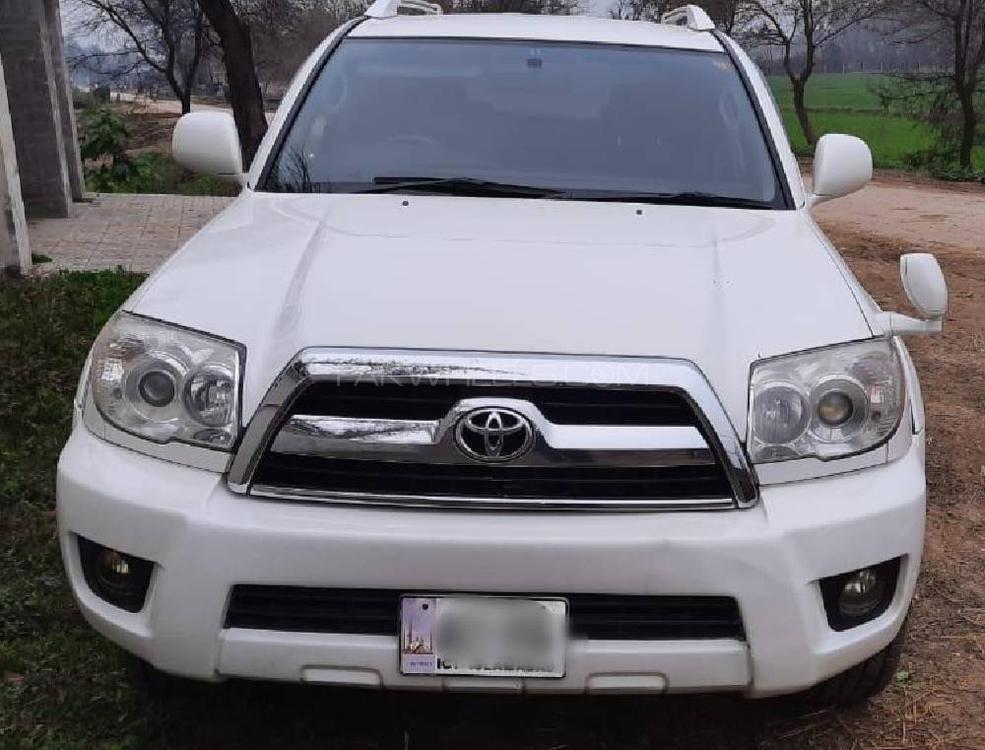 Toyota Surf SSR-X 2.7 2006 Image-1