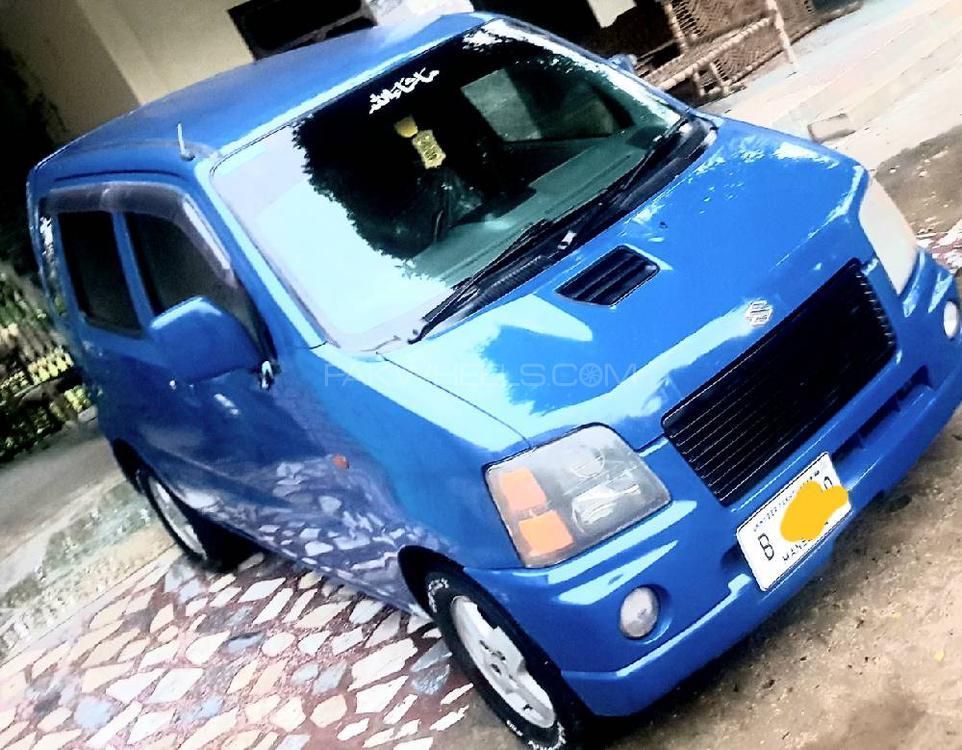 Suzuki Wagon R 1999 Image-1