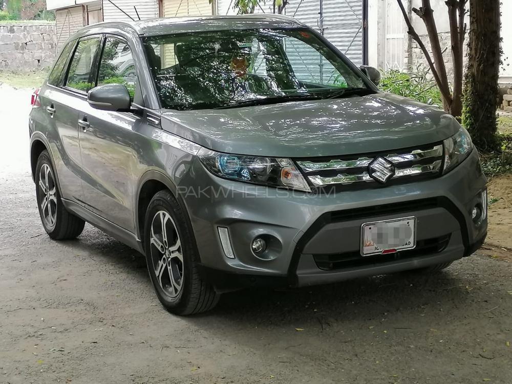 Suzuki Vitara GLX 1.6 2018 Image-1