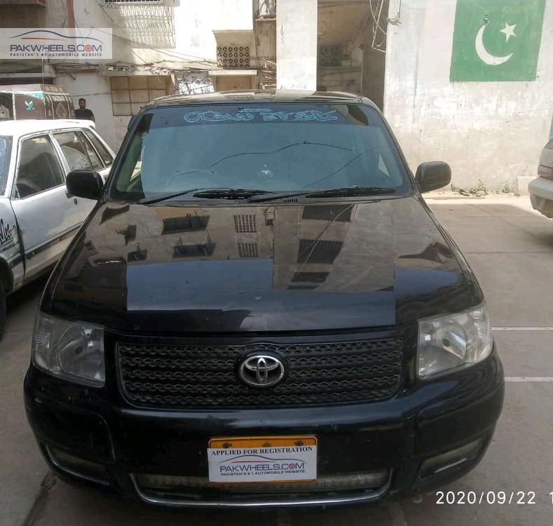 Toyota Succeed TX G Package Limited 2006 Image-1