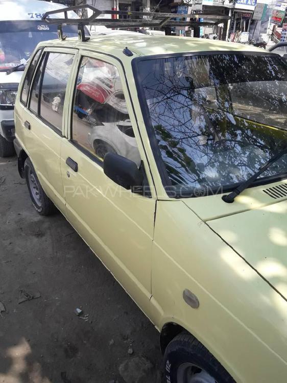 Suzuki Mehran VX (CNG) 1983 Image-1