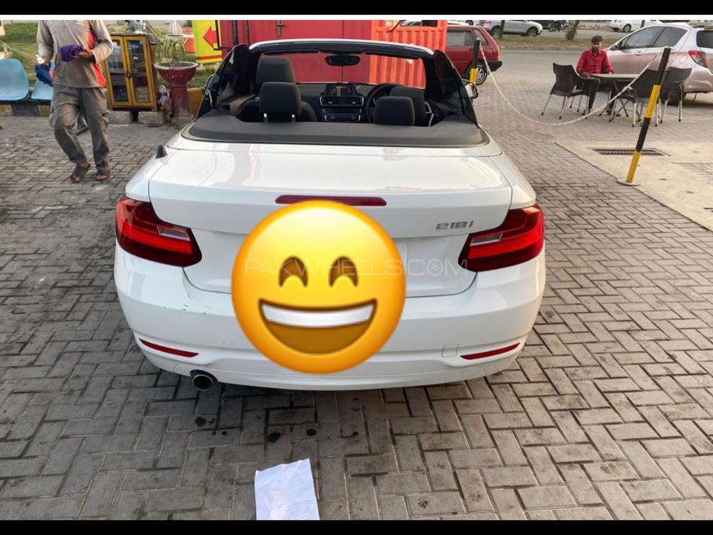 BMW / بی ایم ڈبلیو 2 Series 218i 2016 Image-1