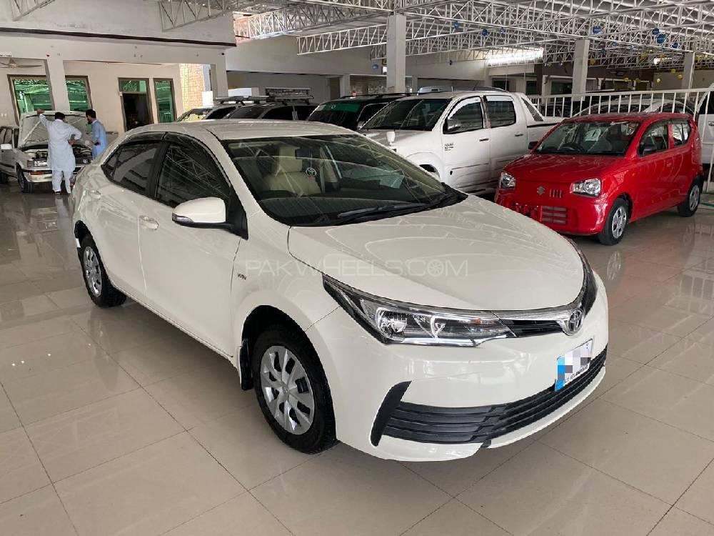 Toyota Corolla GLi Automatic 1.3 VVTi 2019 Image-1