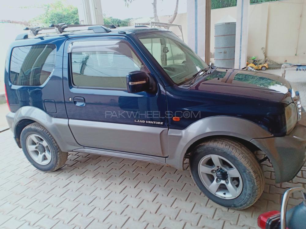 Suzuki Jimny JLDX 2010 Image-1