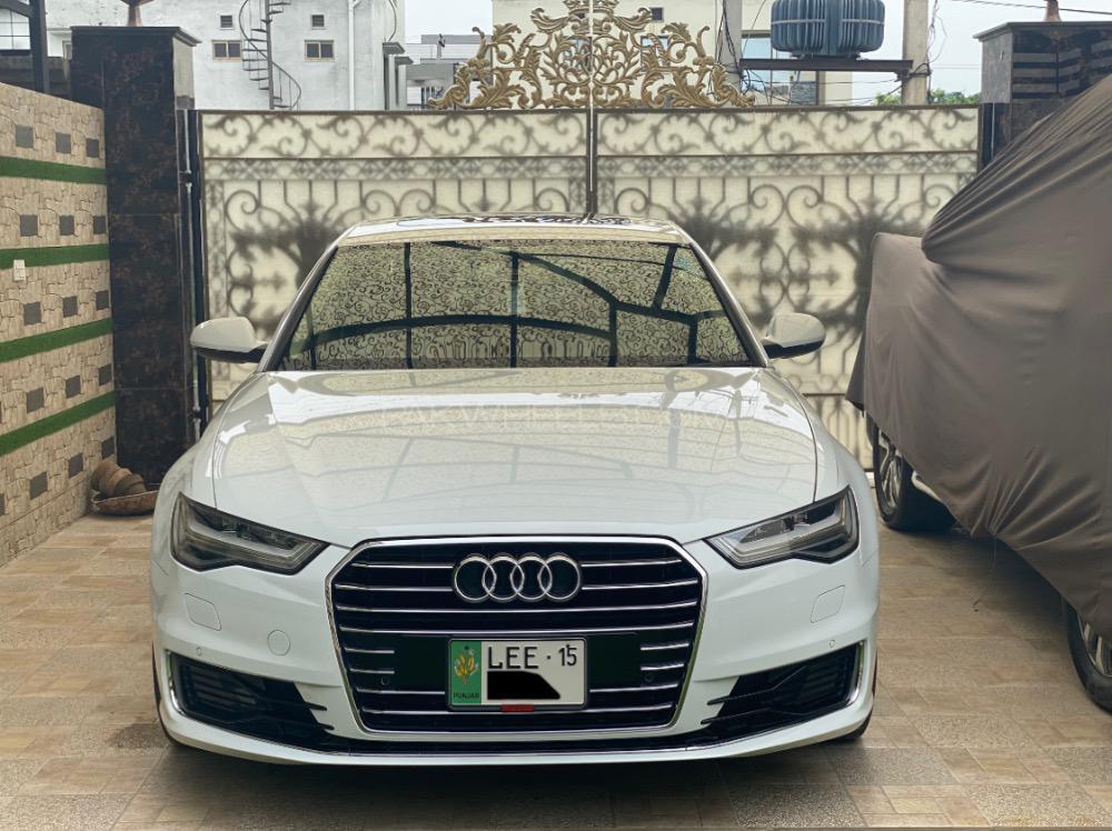 Audi A6 2015 Image-1