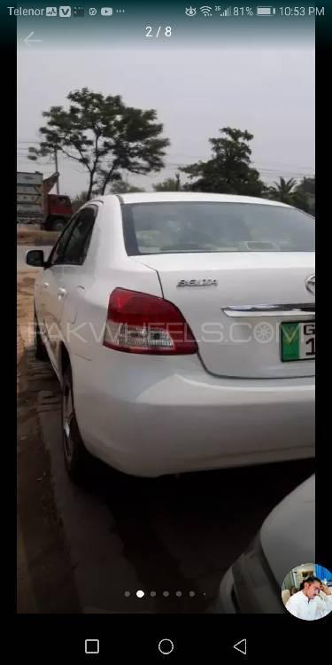 Toyota Belta G 1.3 2012 Image-1