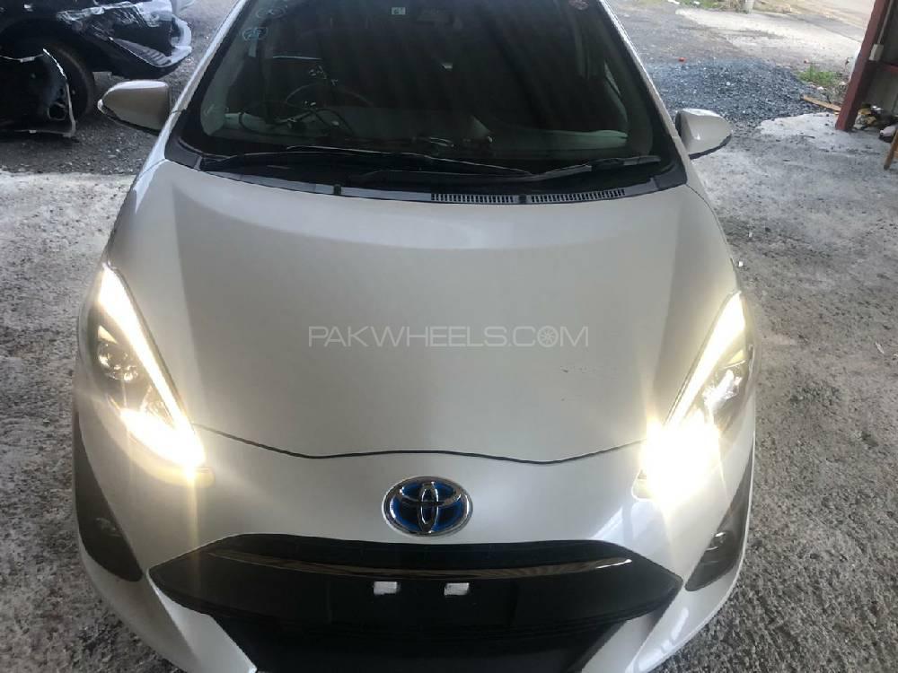 Toyota Aqua G LED Soft Leather Selection  2019 Image-1