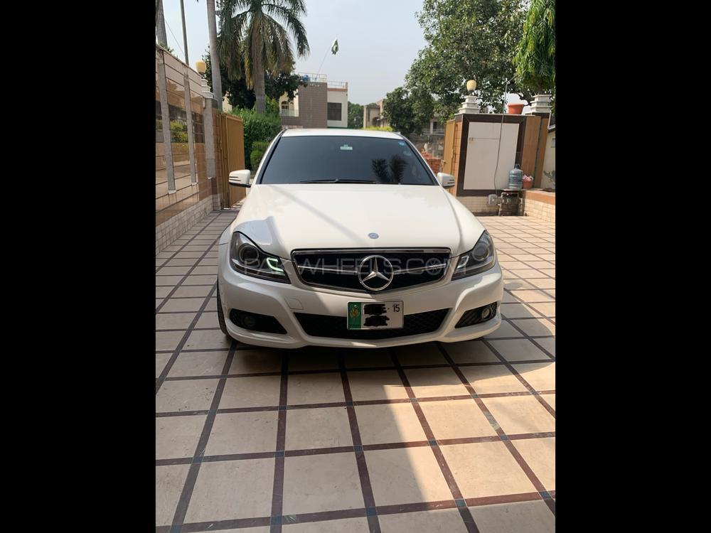 Mercedes Benz C Class C180 2012 Image-1