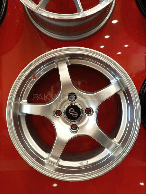 "15 "" Inch Alloy Wheel Rims Enkai Imported. Image-1"