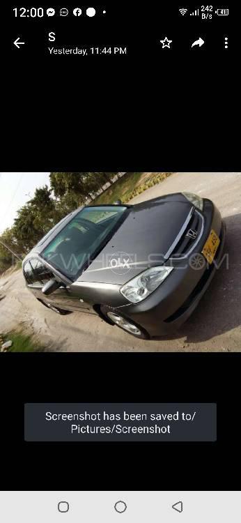 Honda Civic VTi Oriel 1.6 2002 Image-1