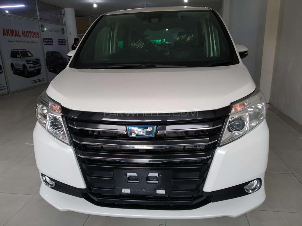 Toyota Noah S G EDITION 2016 Image-1