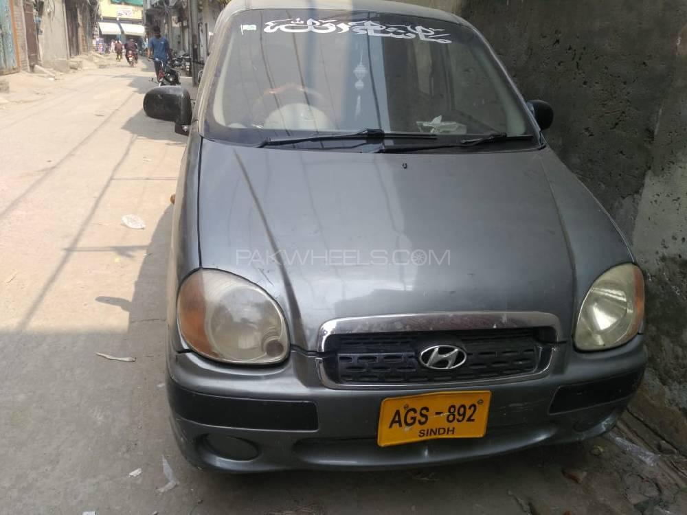 Hyundai Santro 2004 Image-1