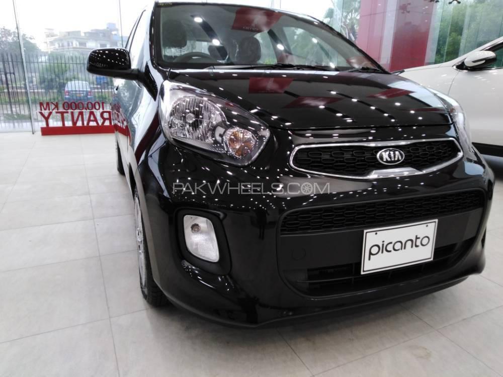 KIA Picanto 1.0 MT 2020 for sale in Karachi | PakWheels