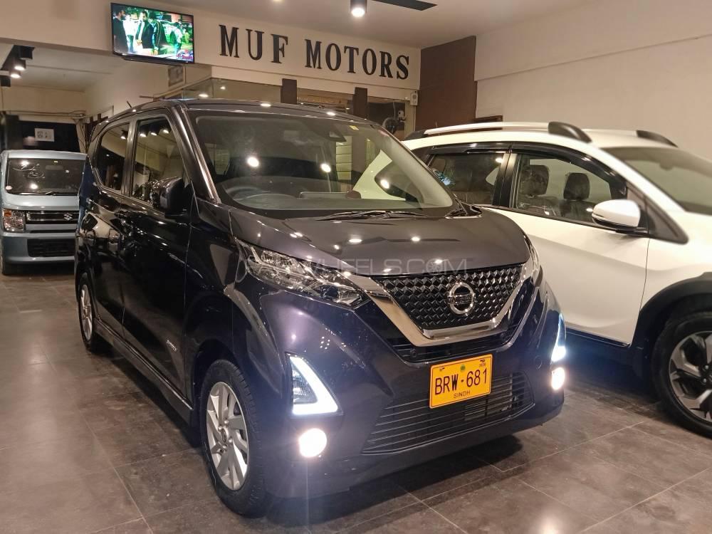 Nissan Dayz Highway Star 2019 Image-1