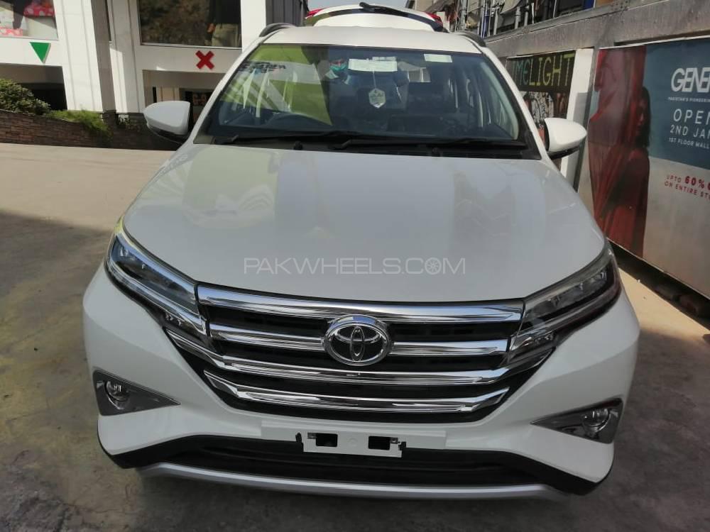 Toyota Rush 2019 Image-1