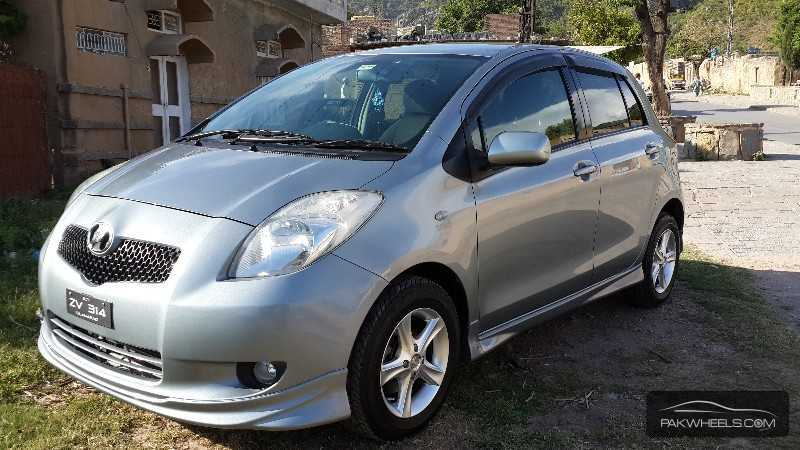 used toyota yaris 2008 car for sale in islamabad 838349 pakwheels. Black Bedroom Furniture Sets. Home Design Ideas