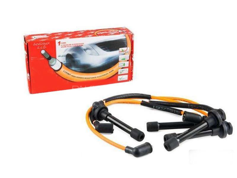 Suzuki Alto 2000-2012 Engine Plug Wires Image-1