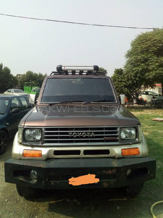 Toyota Land Cruiser 1986 Image-1