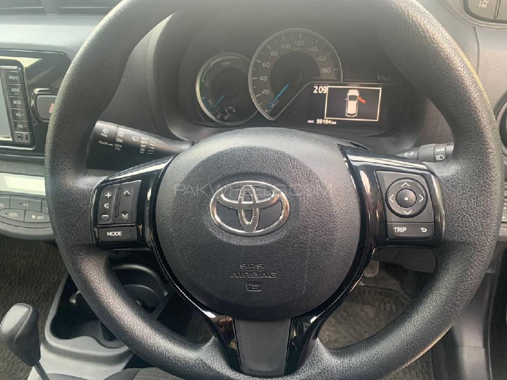 vitz steering switch available. Image-1