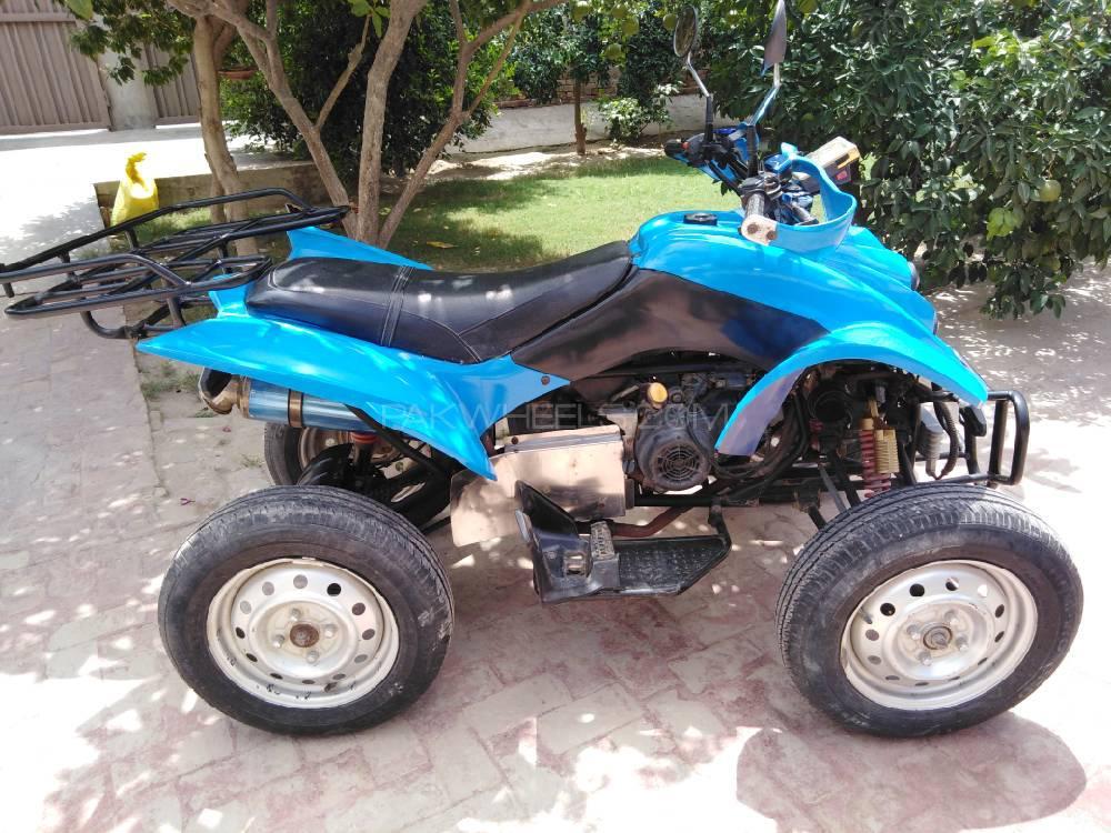 Yamaha ATV Blaster 2017 Image-1