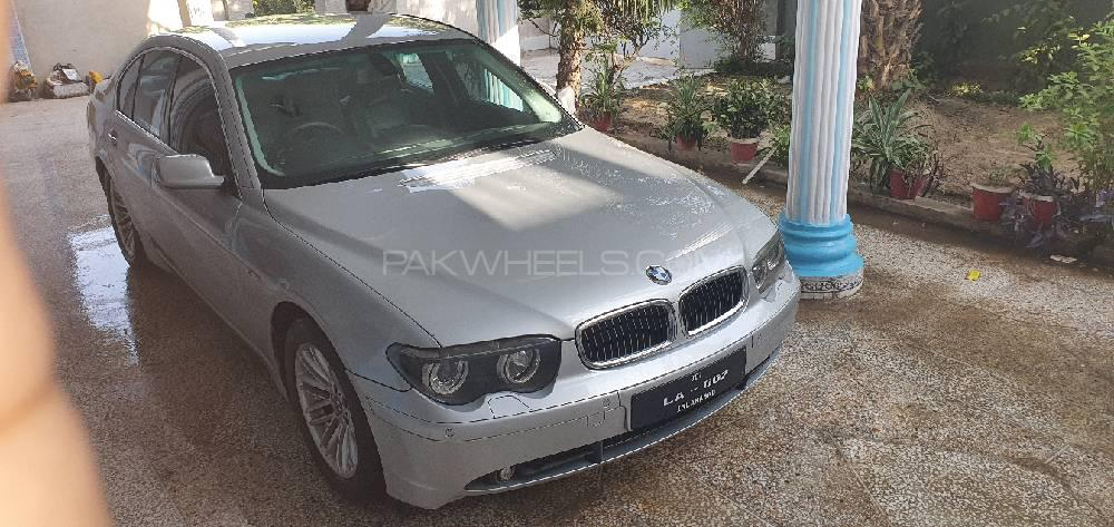 BMW / بی ایم ڈبلیو 7 سیریز 730d 2003 Image-1