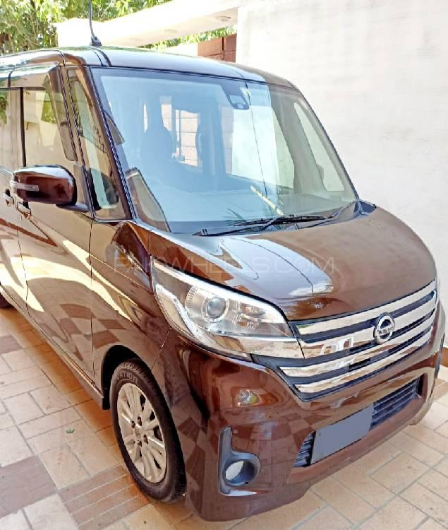 Nissan Roox HIGHWAY STAR URBAN SELECTION 2015 Image-1