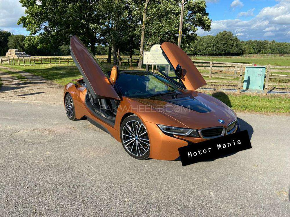 BMW i8 2018 Image-1