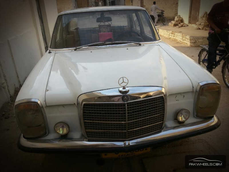 Mercedes benz other 1978 for sale in hyderabad pakwheels for Used mercedes benz in hyderabad