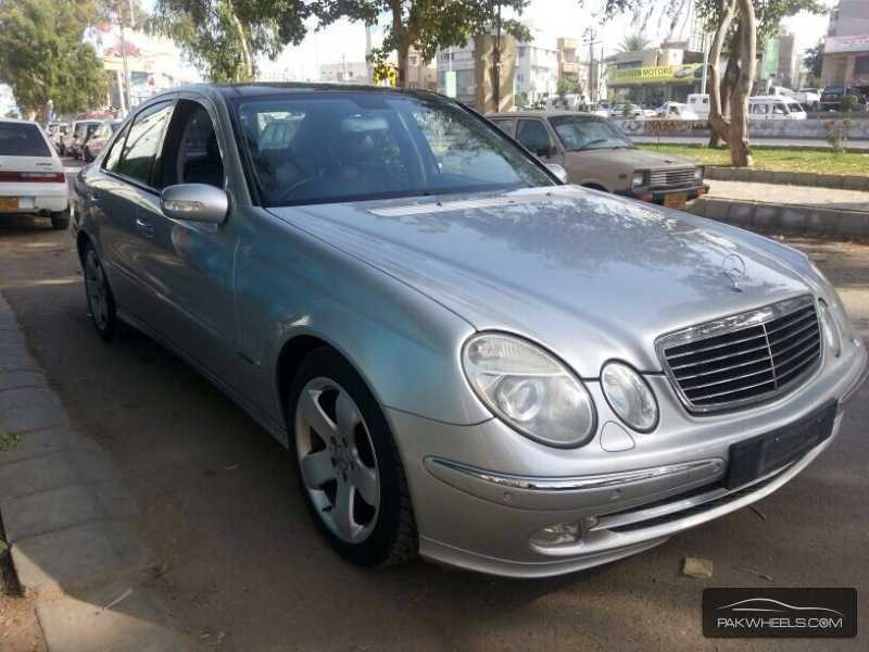 Mercedes benz e class e320 2005 for sale in karachi for 2005 mercedes benz e320 for sale