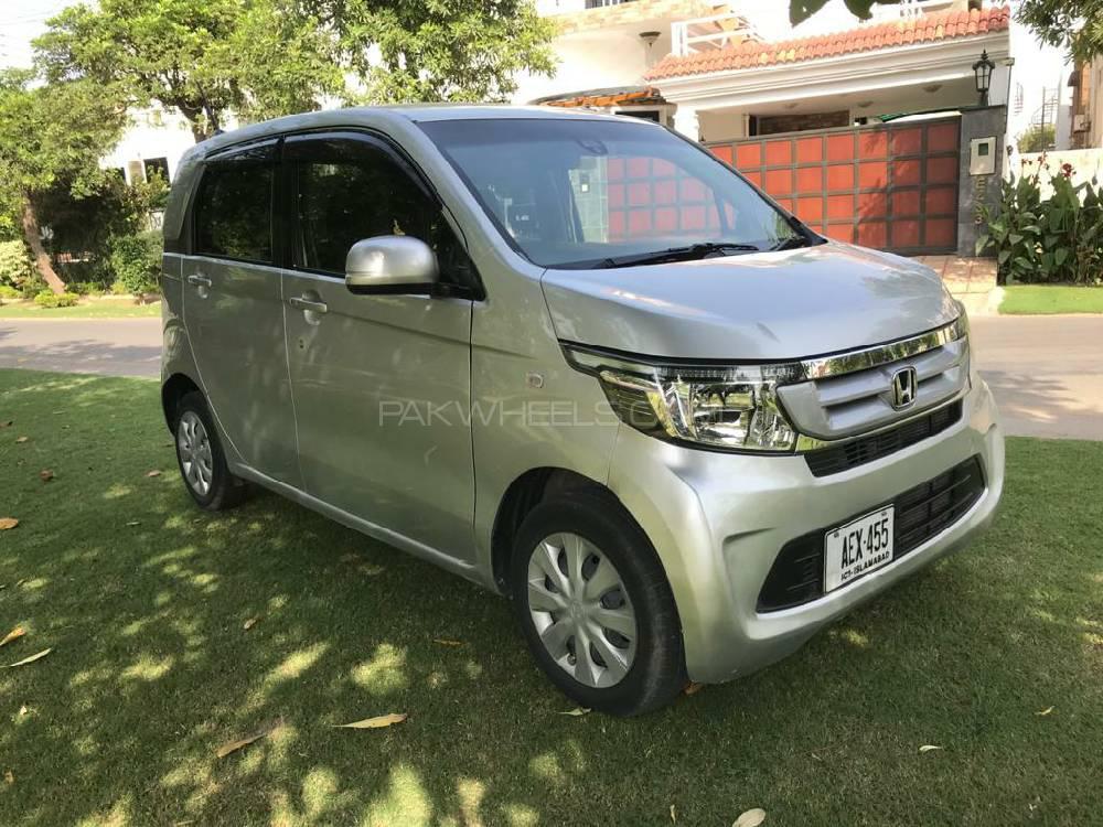 Honda N Wgn G L Package 2016 for sale in Islamabad   PakWheels