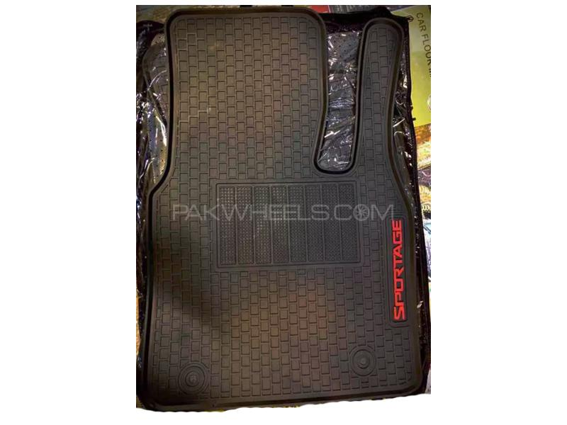 Latex Floor Mat For Kia Sportage 2019-2020 in Karachi