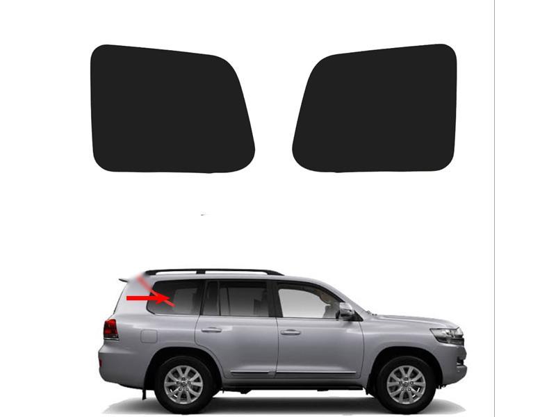 Side Quarter Window Shade For Toyota Land Cruiser V8 Image-1