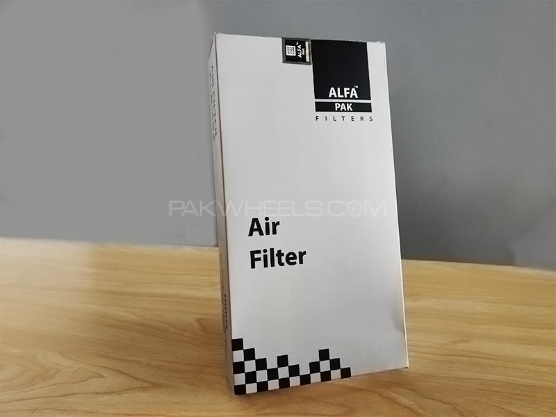 Suzuki Cultus 2000-2007 Alfa Air Filter  Image-1