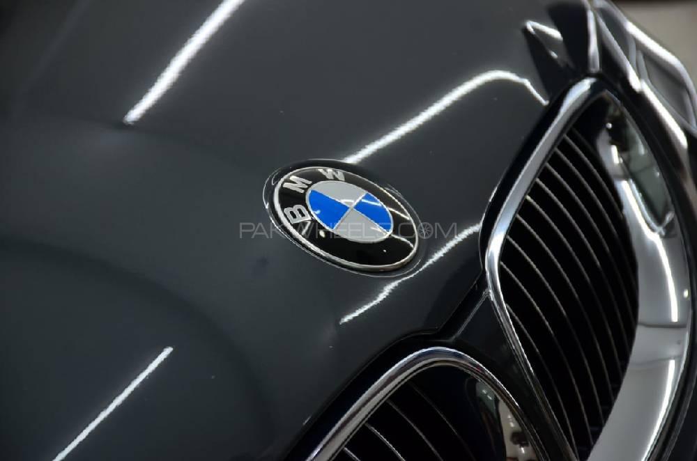 BMW / بی ایم ڈبلیو 5 سیریز 523i 2007 Image-1