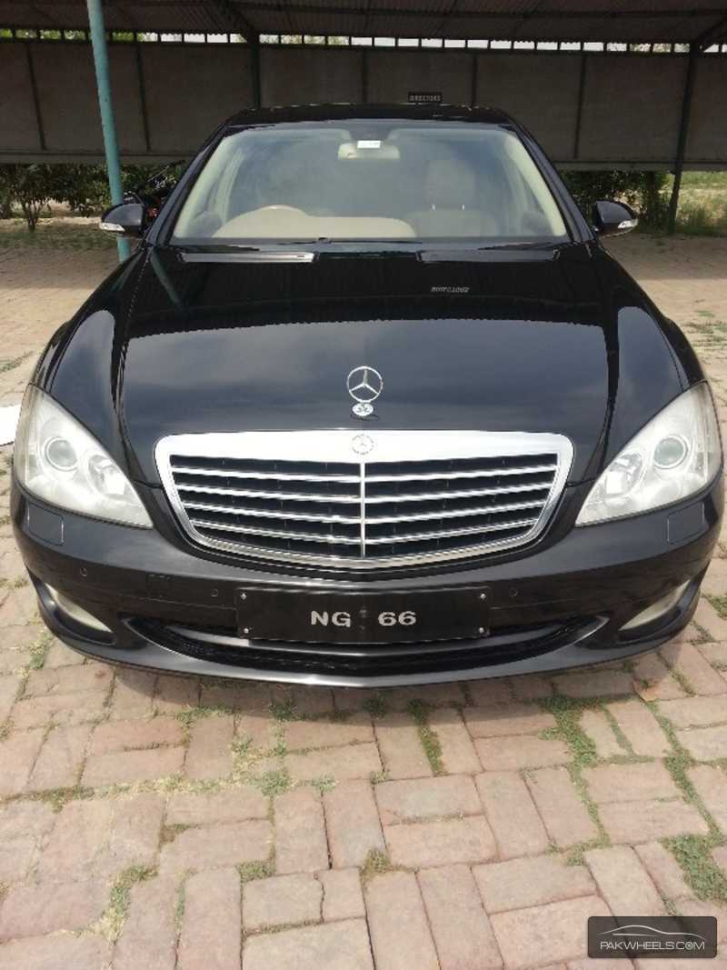 mercedes benz s class s 320 2006 for sale in lahore pakwheels. Black Bedroom Furniture Sets. Home Design Ideas