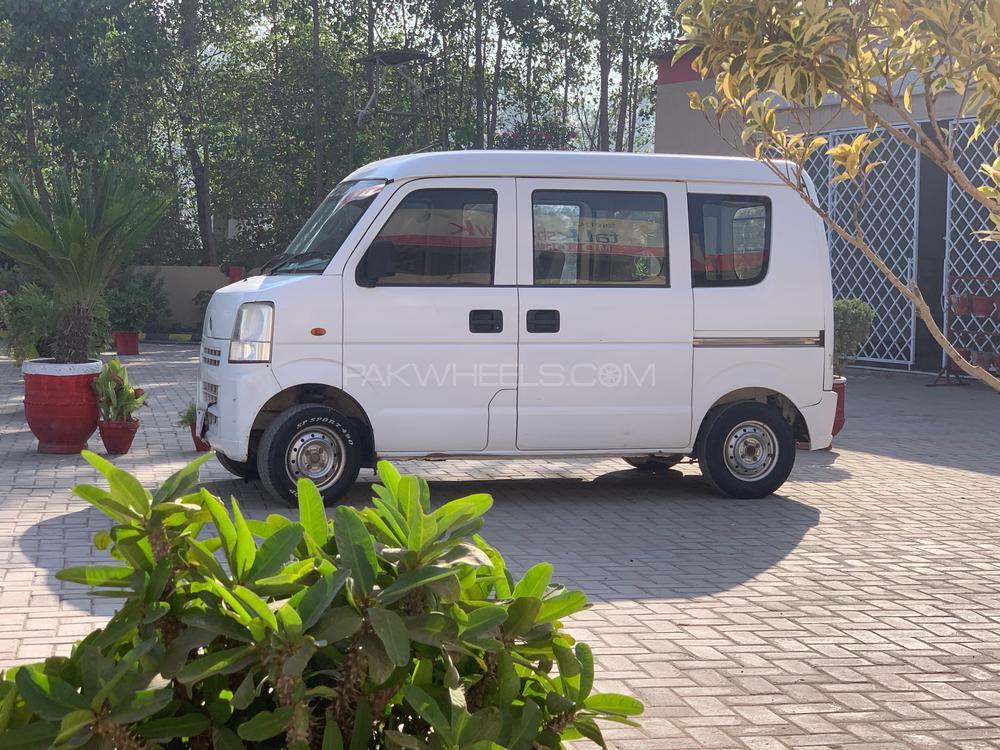 سوزوکی  ایوری 2009 Image-1