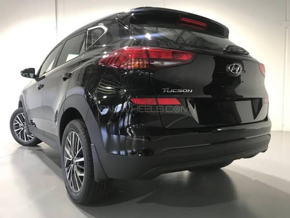 ہیونڈائی ٹوسان AWD A/T Ultimate 2020 Image-1