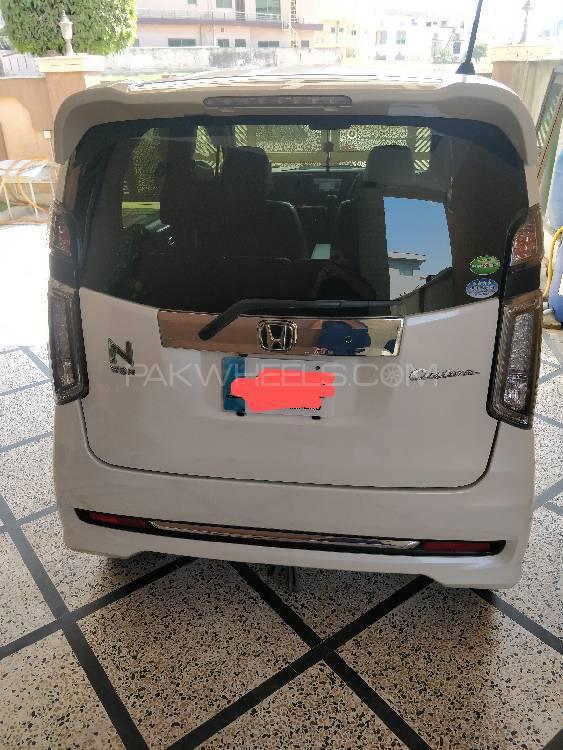 Honda N Wgn Custom G L Package 2018 Image-1
