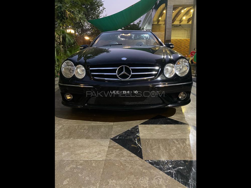 Mercedes Benz CLK Class CLK200 Kompressor 2007 Image-1