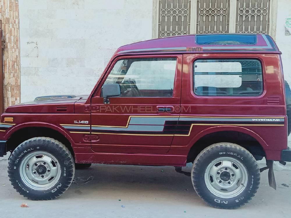 Suzuki Potohar Basegrade 1990 Image-1