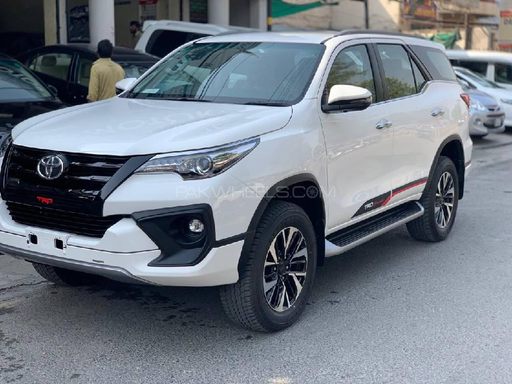 Toyota Fortuner TRD Sportivo 2020 Image-1