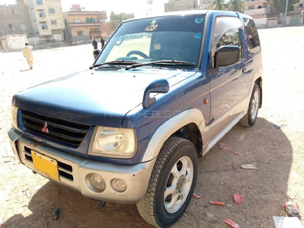 Mitsubishi Pajero Mini Limited 2002 Image-1