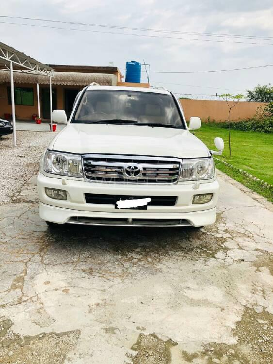 Toyota Land Cruiser VX Limited 4.7 1998 Image-1